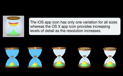 Speech Timer 2 0 Icons illustration