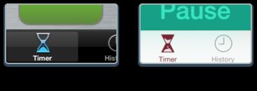Speech Timer Toolbars Comparison