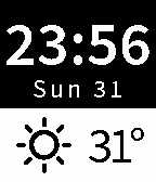 Source Sans Pro watch face